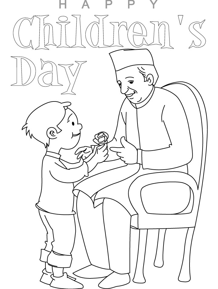 young childrens coloring pages - photo#6
