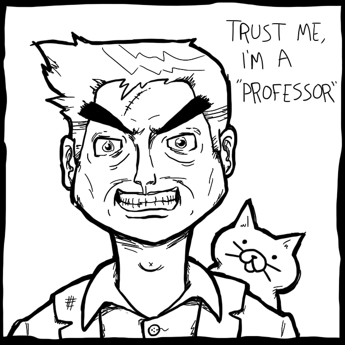 Burn The Internet: Impostor Professor Oak Returns