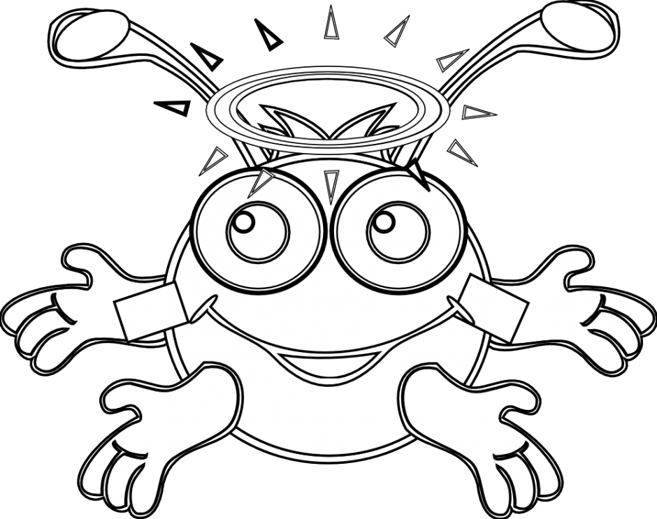 free bacteria coloring pages - photo#8