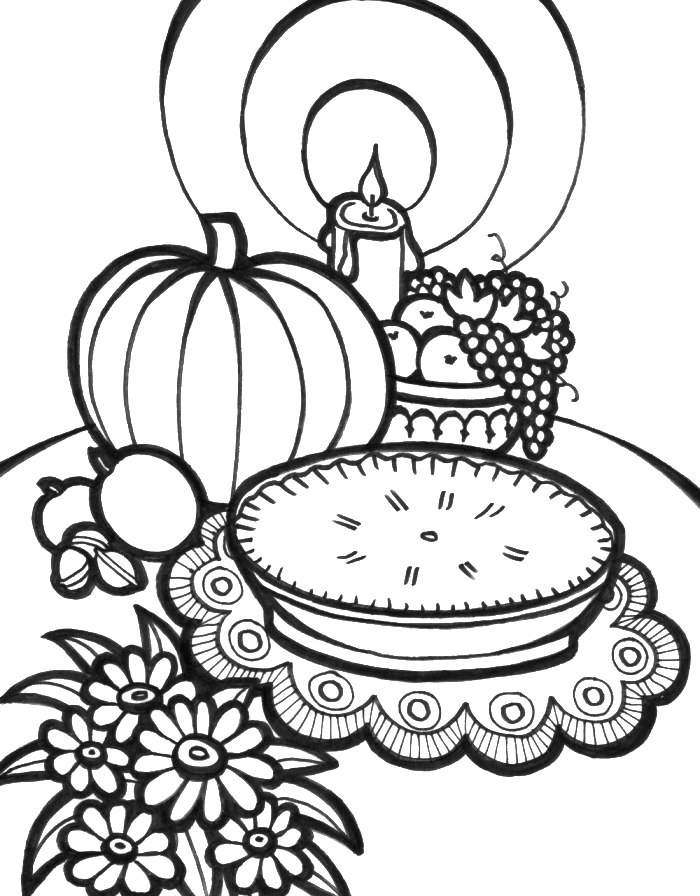 Harvest Coloring Sheets - Coloring Home