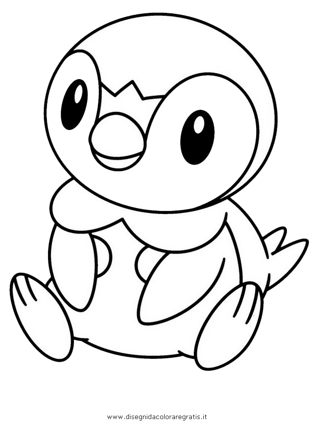 Piplup Pokemon Coloring Pages Az Coloring Pages Piplup Coloring Pages
