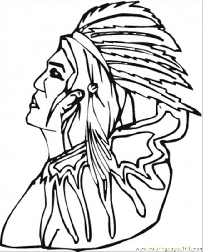 Indians coloring pages az coloring pages for Free indian coloring pages