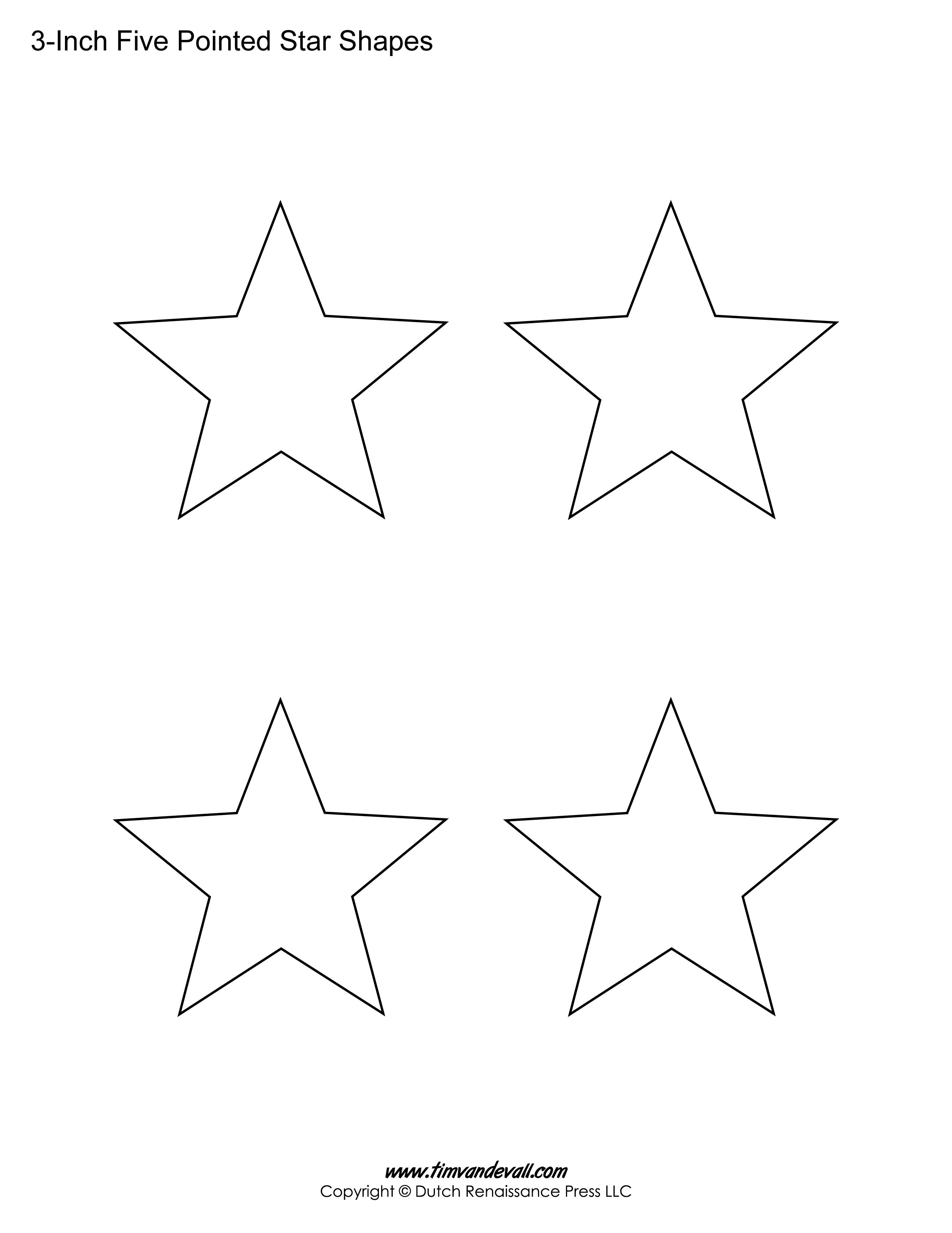 It's just an image of Transformative Free Printable Stars