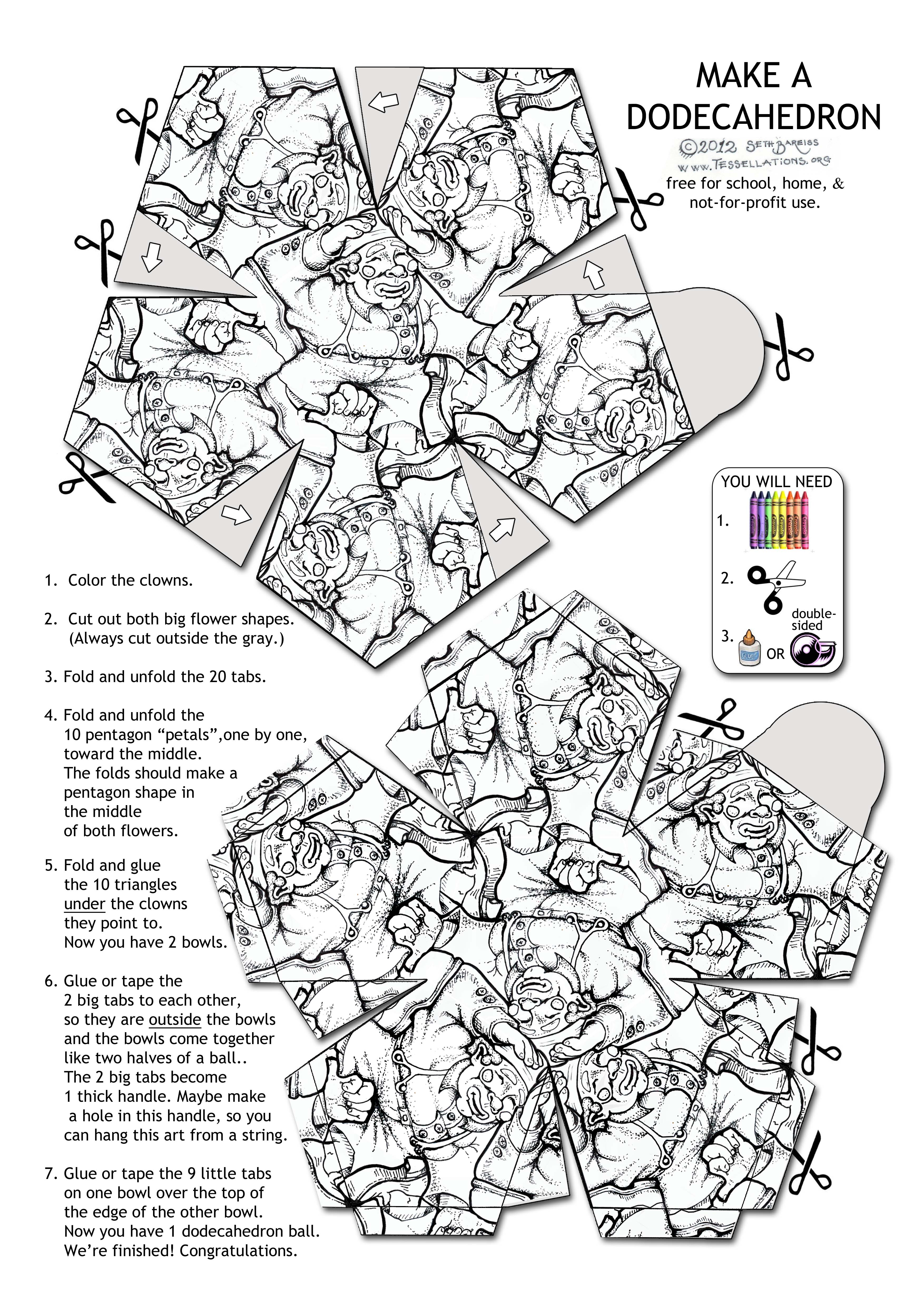 tessellating shapes templates - mc escher coloring pages coloring home