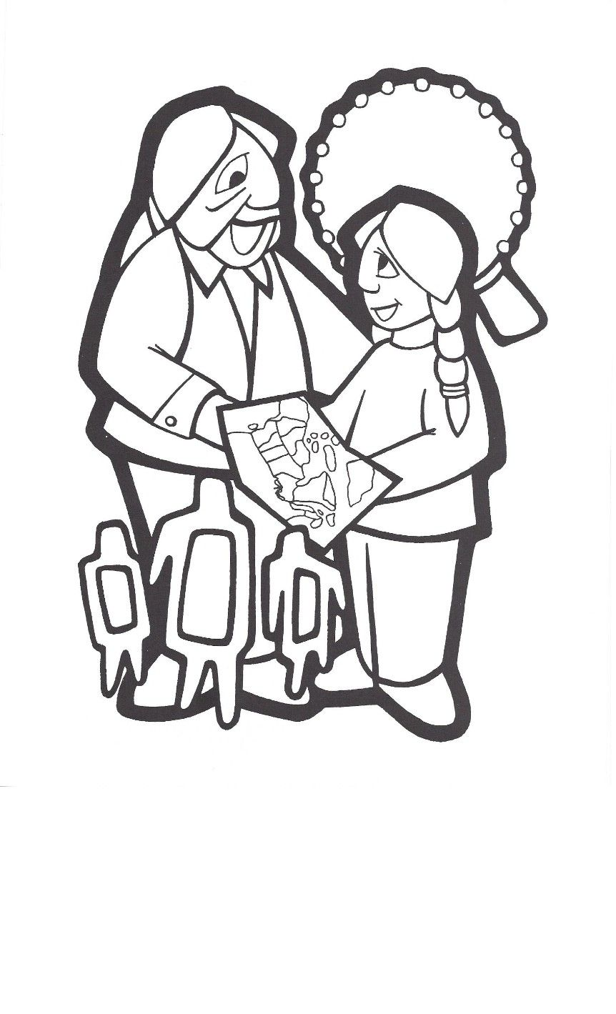 first nations coloring pages - photo#22