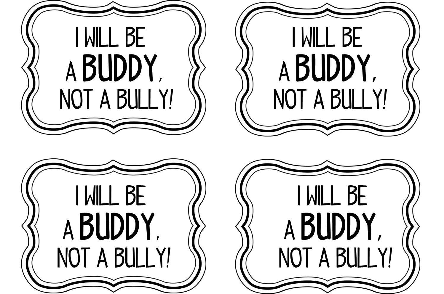 Adult Best Stop Bullying Coloring Pages Images top bullying coloring pages printable az 6994 max images