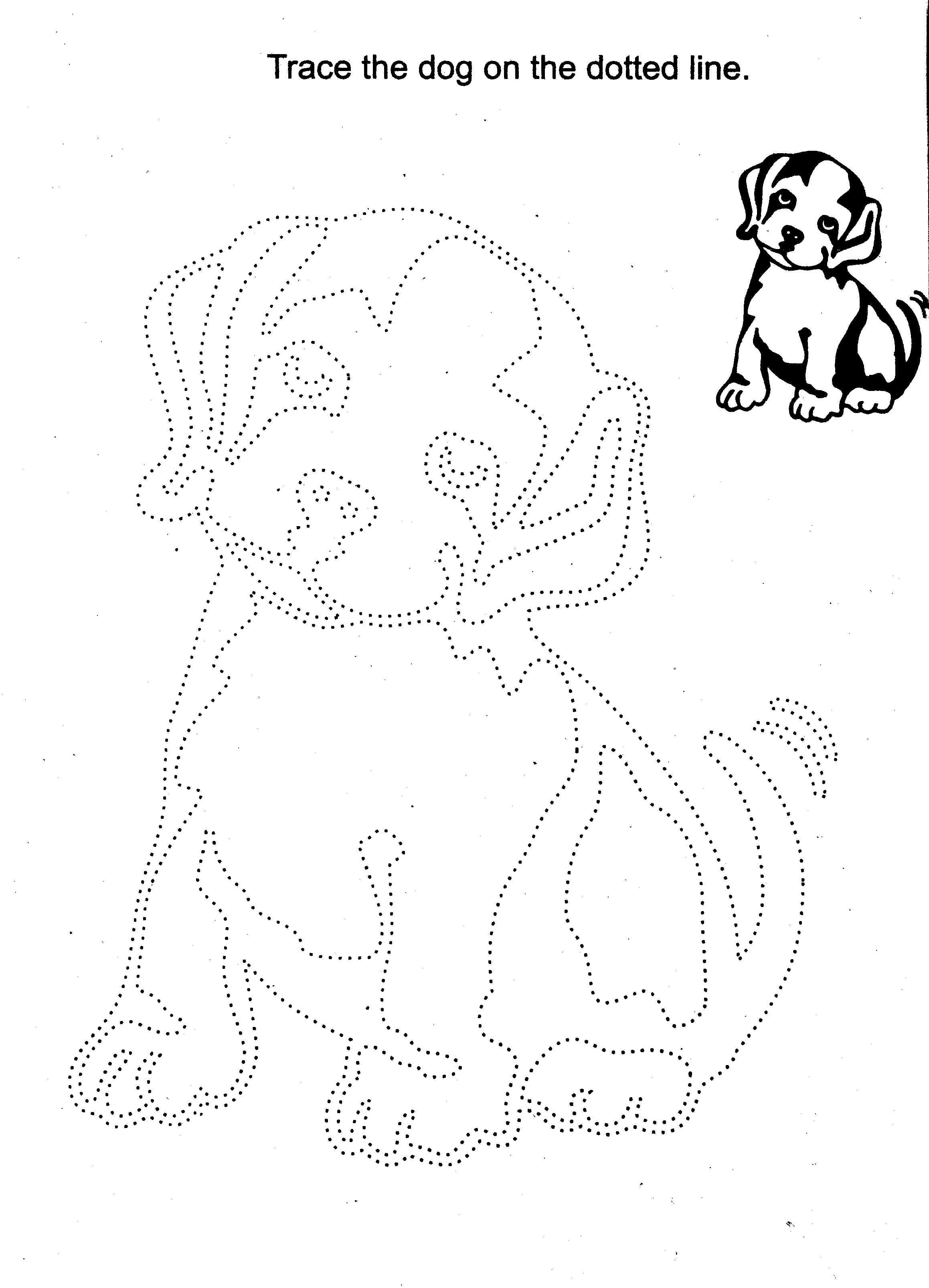Puppy World: Cute Puppy Coloring Pictures