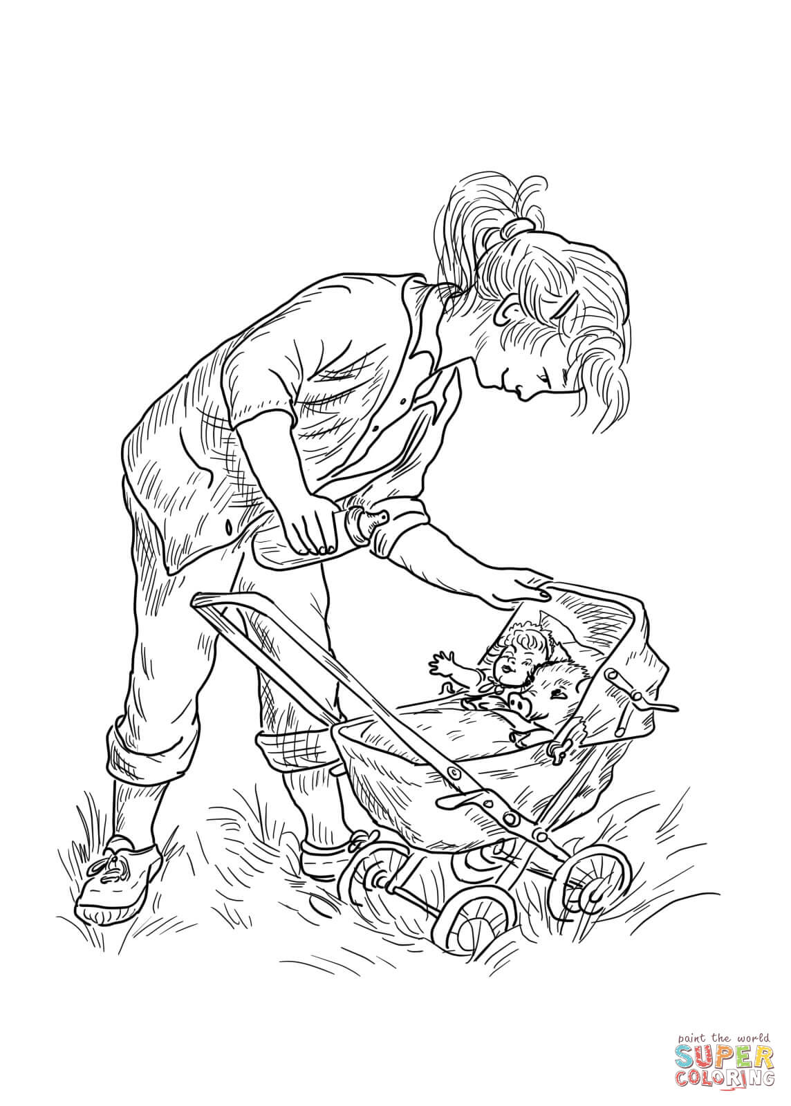 charlottes web character coloring pages - photo#20