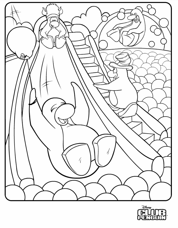 fun fair coloring pages - photo#36