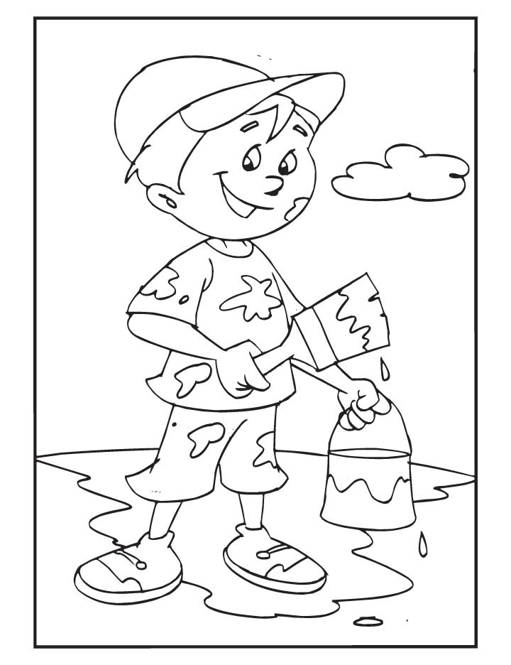 bobbyjack coloring pages | Printable Bobby Jack Coloring Pages - Coloring Home