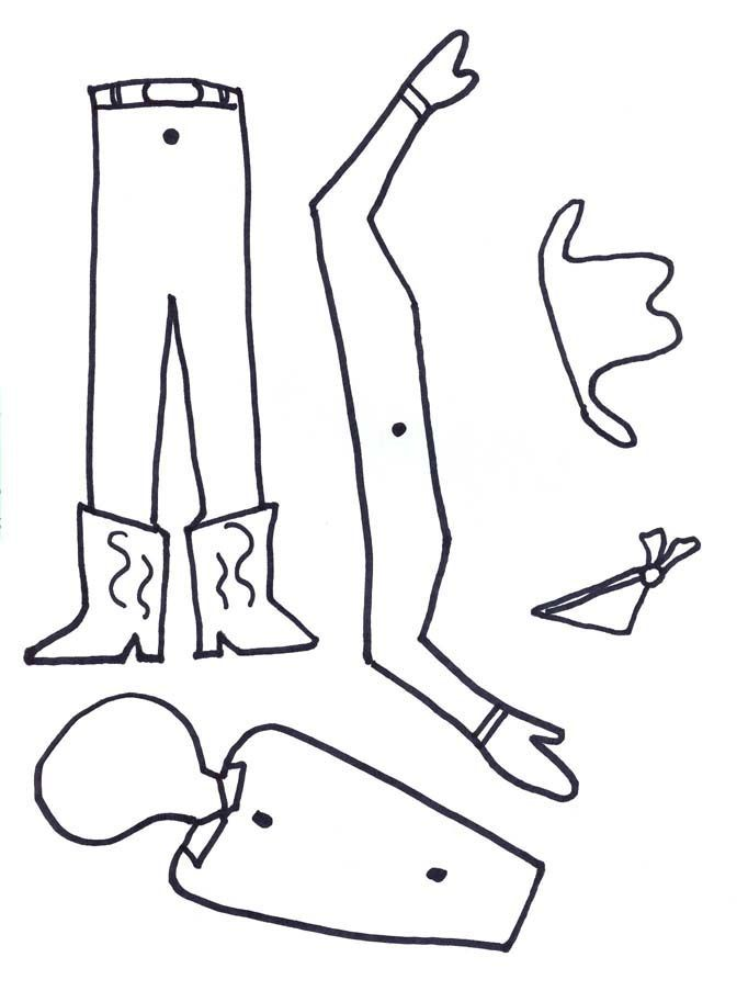 wildwest coloring pages - photo#22