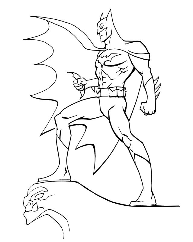 batman coloring book pages az coloring pages Old Batman Coloring Book Pages  Coloring Book Pages Batman