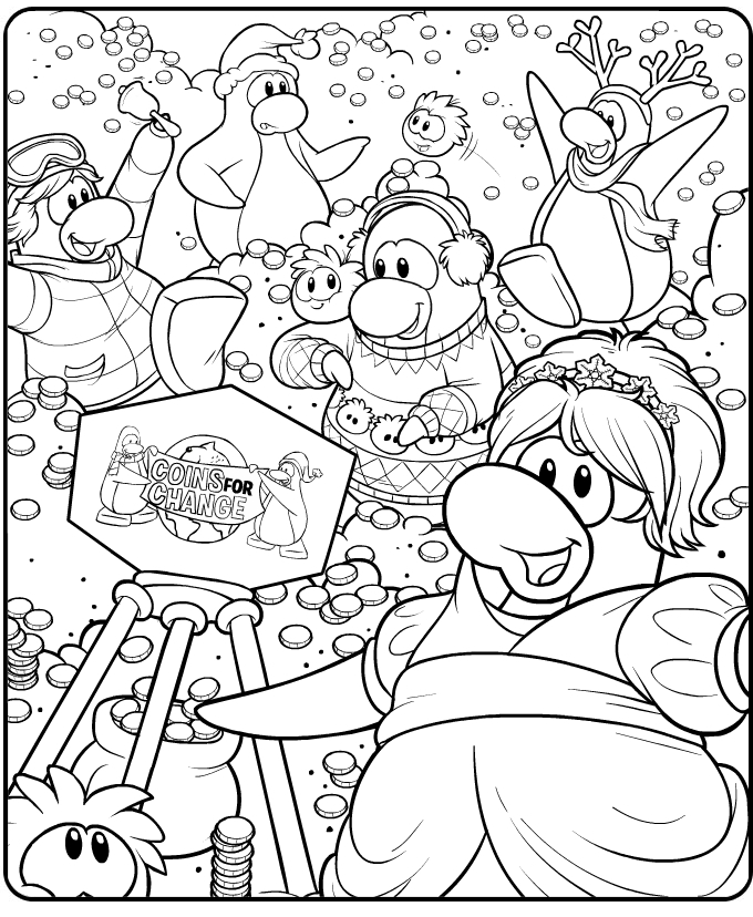 Bard coloring pages for Poptropica coloring pages