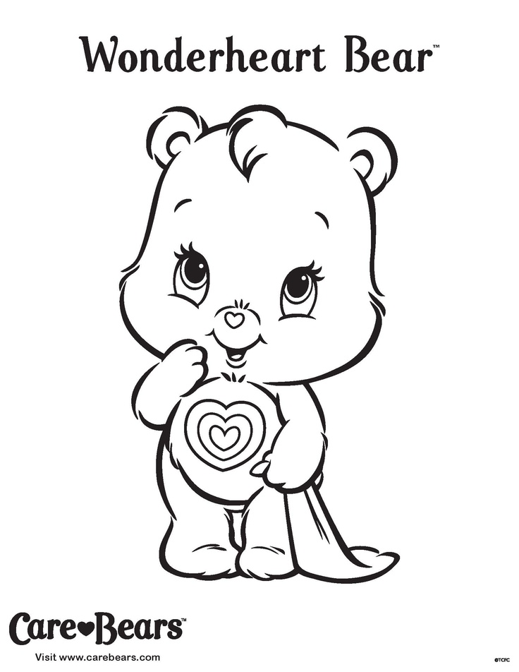 Do Bear Colouring Pages