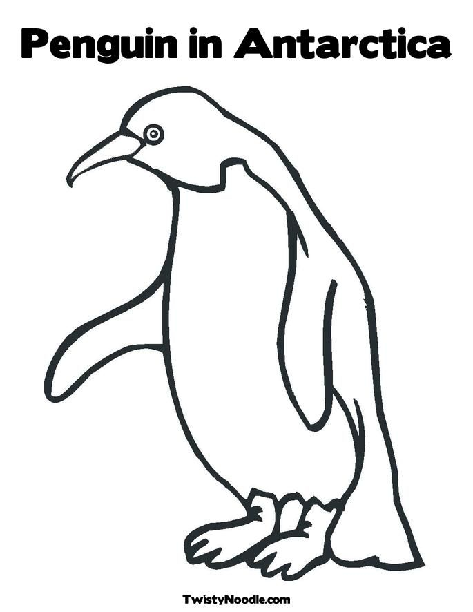 Penguins Pictures to Colour How to Draw Penguins Colouring
