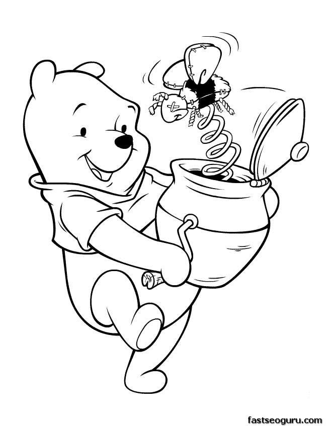 Free Childrens Printable Coloring Pages