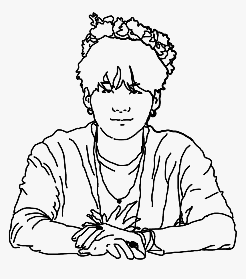 Bts Coloring Pages Coloring Home
