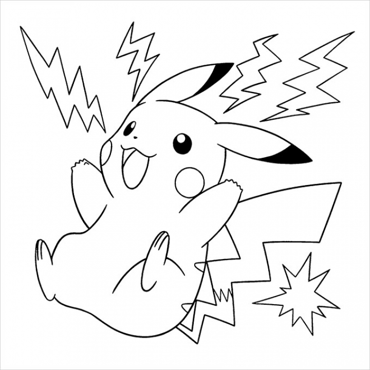 Get This Pikachu Coloring Pages Printable hafd62 !
