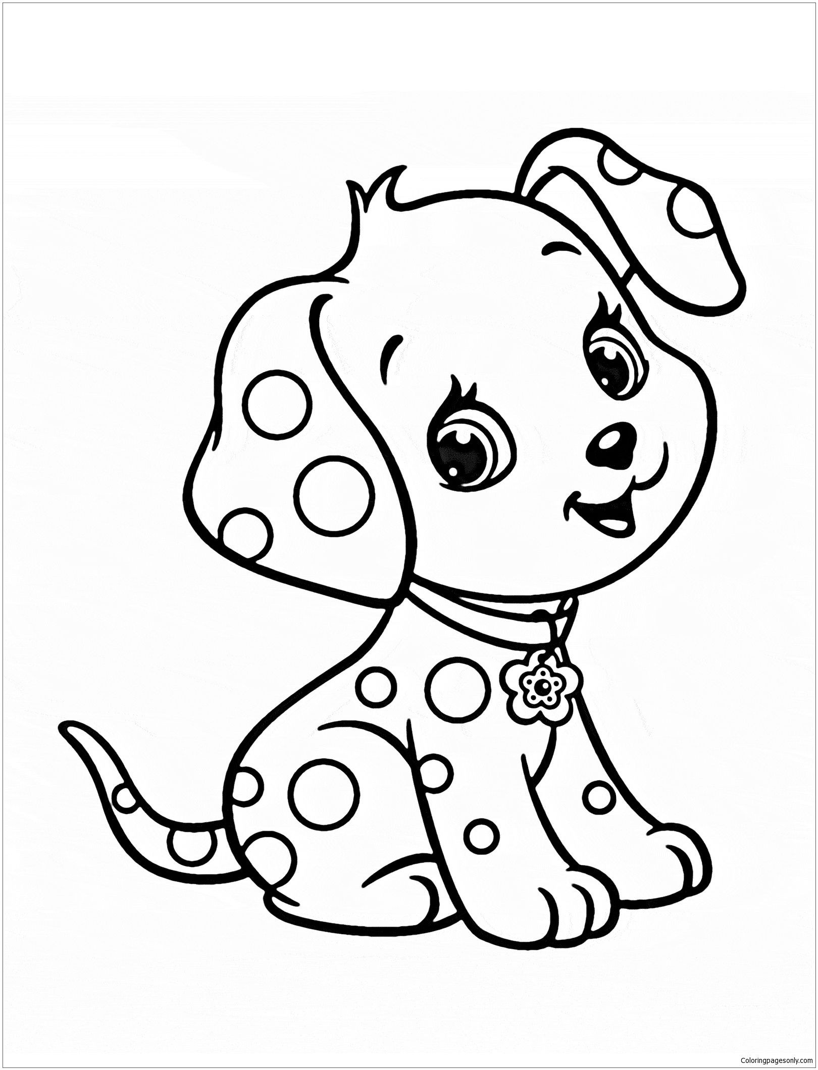 coloring : Cute Dog Coloring Pages New Cute Puppy 5 Coloring Page Imagens  Cute Dog Coloring Pages ~ queens