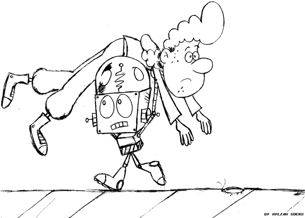brave little toaster coloring pages - photo#8