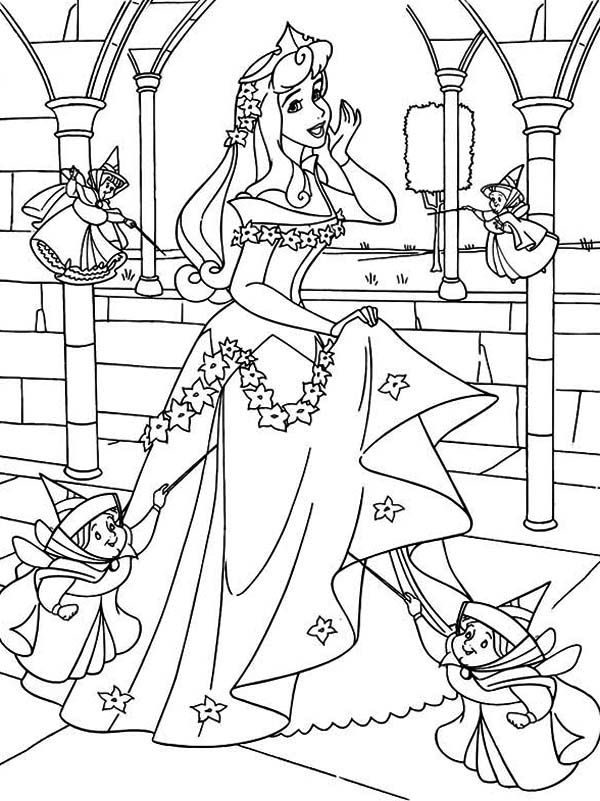 Top 35 Free Printable Princess Coloring Pages Online | 801x600