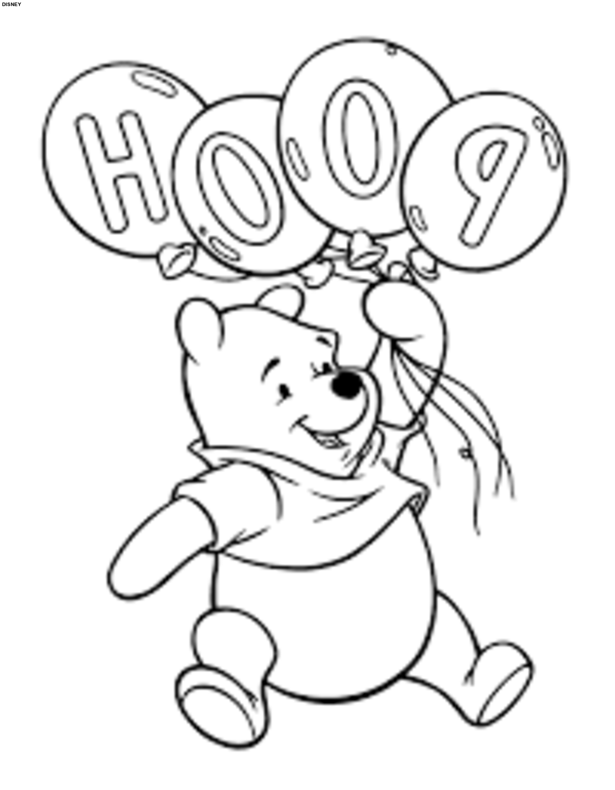 cartoon characters christmas coloring pages - photo#10