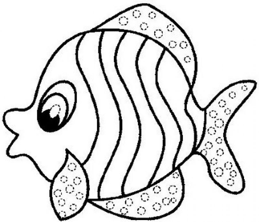 cool coloring pages easy - photo#8