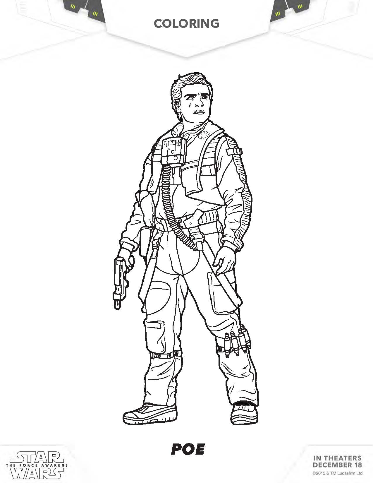 Star Wars Stormtrooper Coloring Pages Printable Coloring
