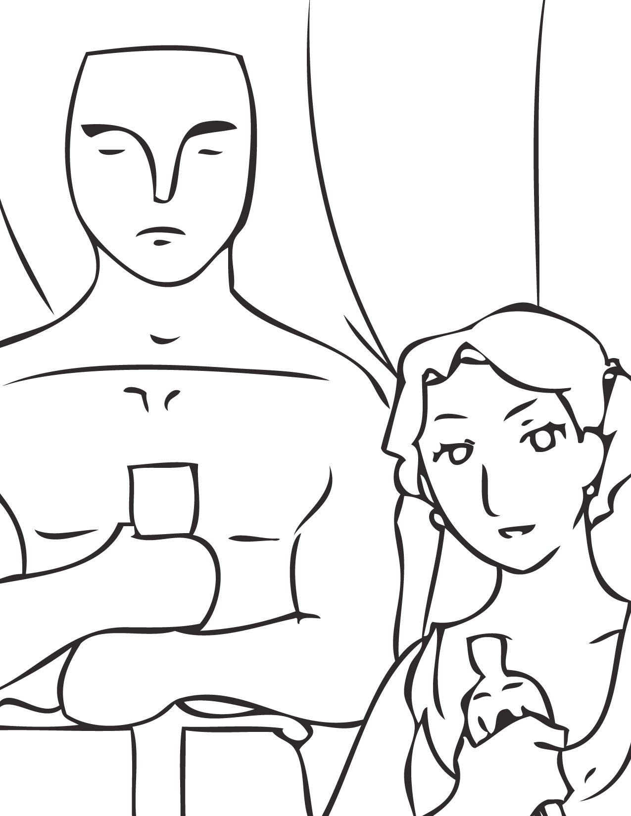 Uncategorized Oscar Coloring Pages academy awards oscars coloring pages home page