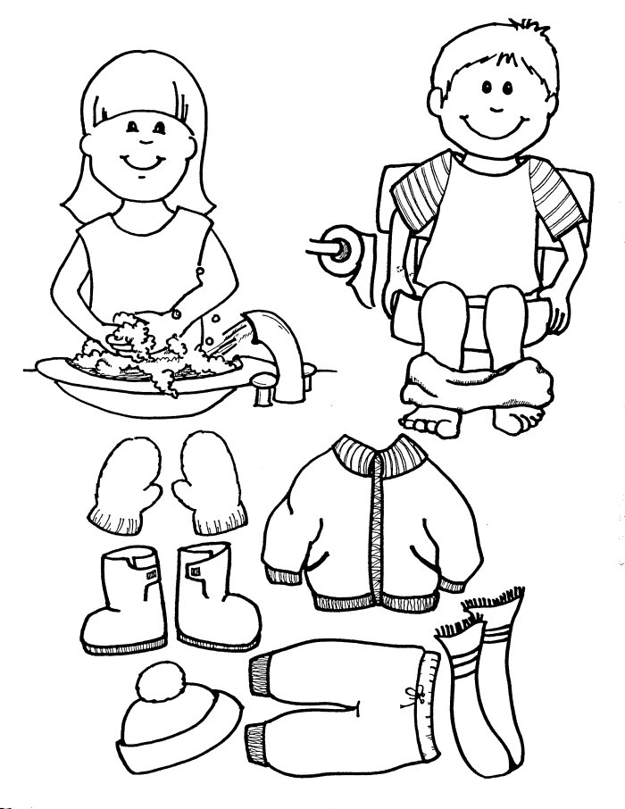 age 4 coloring pages - photo#41