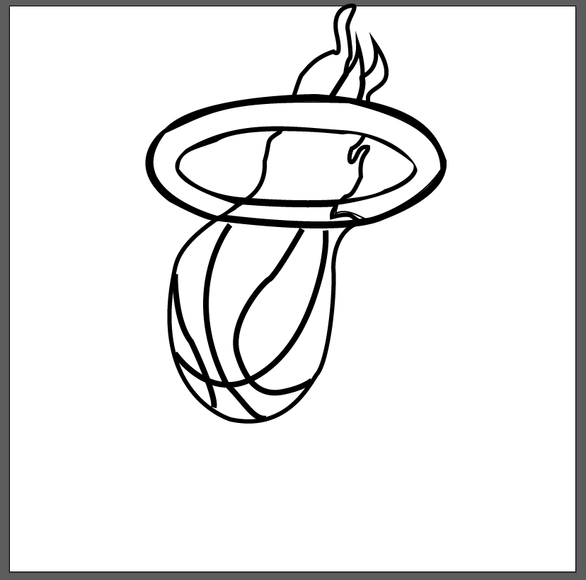 Mamai heats free coloring pages for Miami heat coloring pages