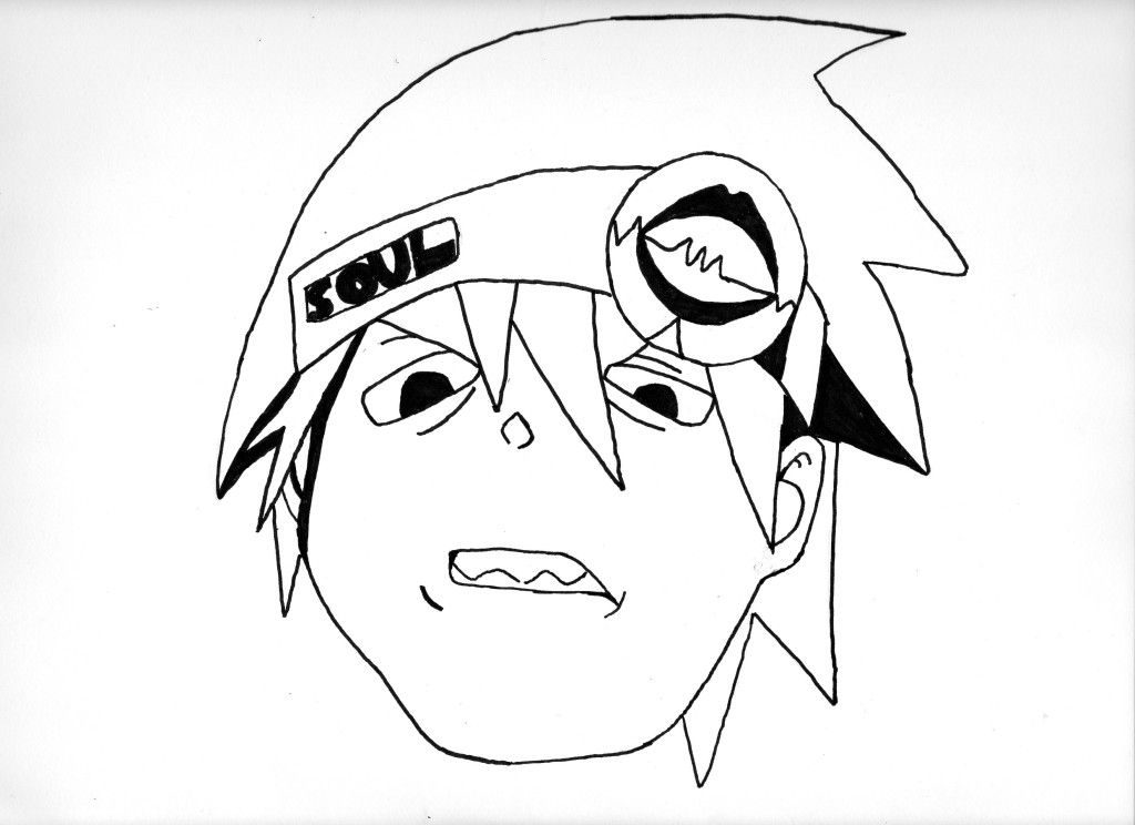 Printable Soul Eater Coloring Pages For Kids   Cool2bKids ...   744x1024