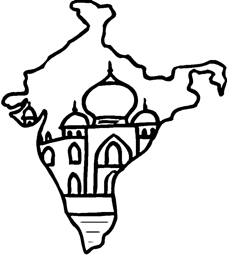 children of india coloring pages - photo#4