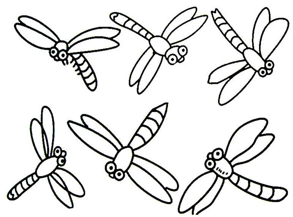 Coloring Pages Of Dragonflies Az Coloring Pages Dragonfly Coloring Pages
