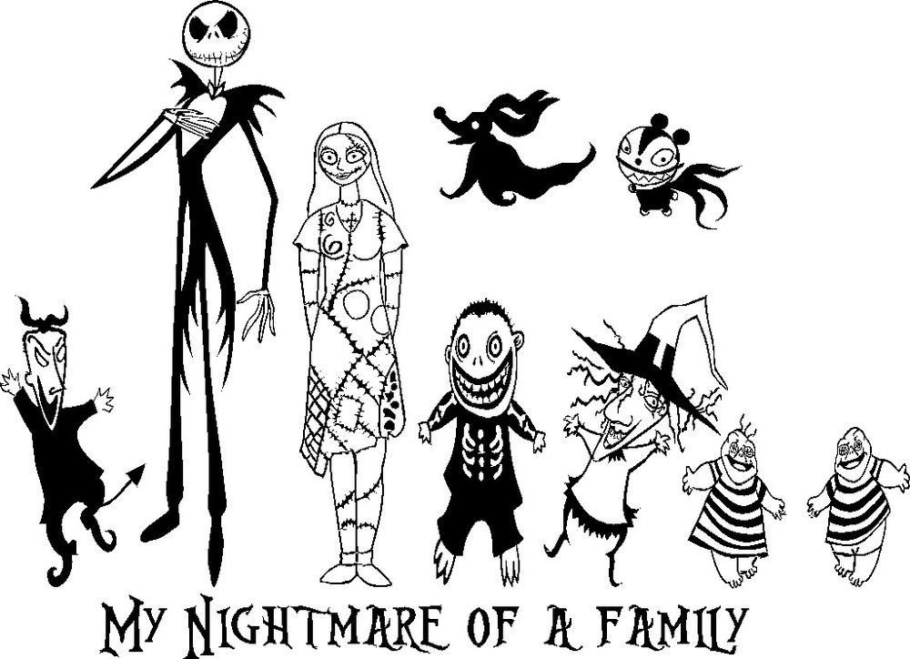 download free nightmare before christmas images. jack and sally ...