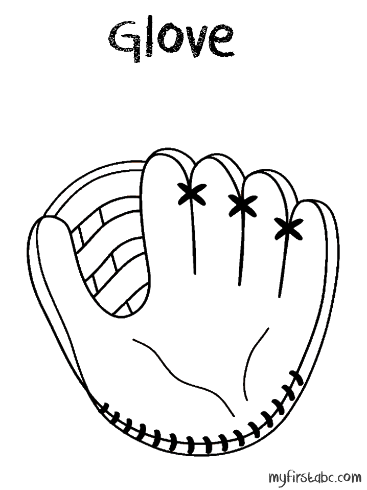 how to draw a softball player