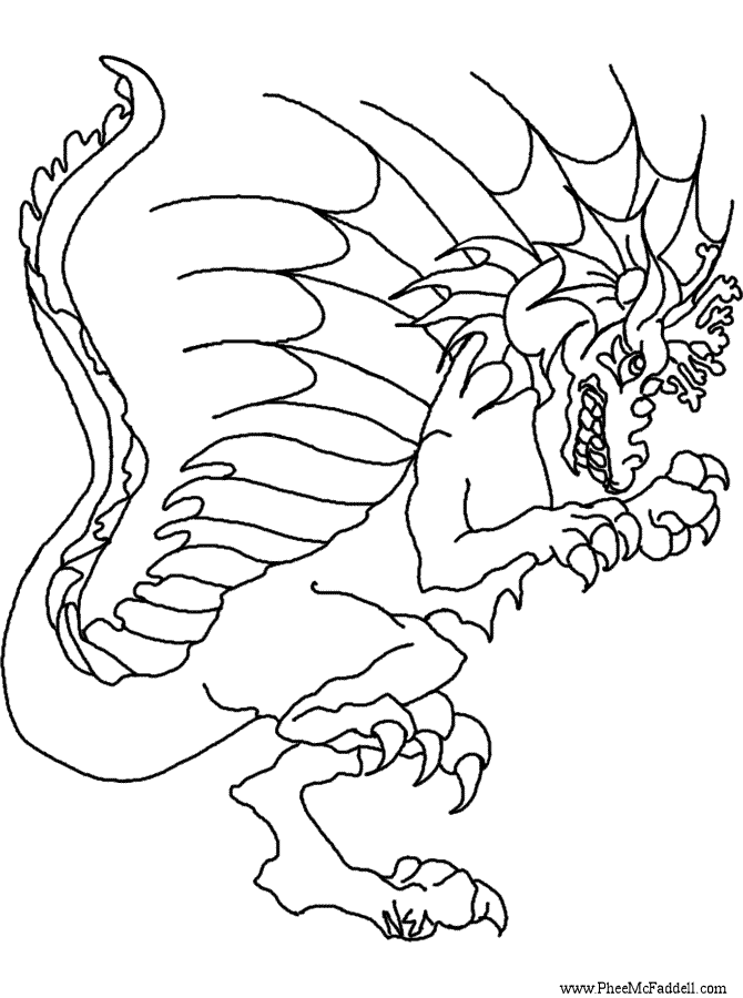 Bearded Dragon Coloring Pages Coloring Home