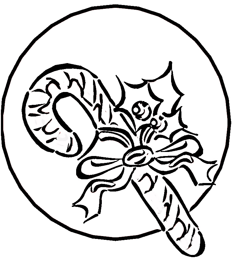 difficult holiday coloring pages - photo#21