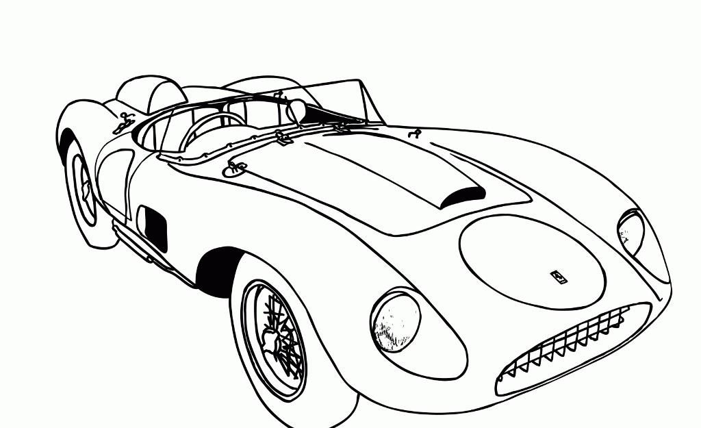 Coloring Pages Cars Pdf : Printable lightning mcqueen coloring pages
