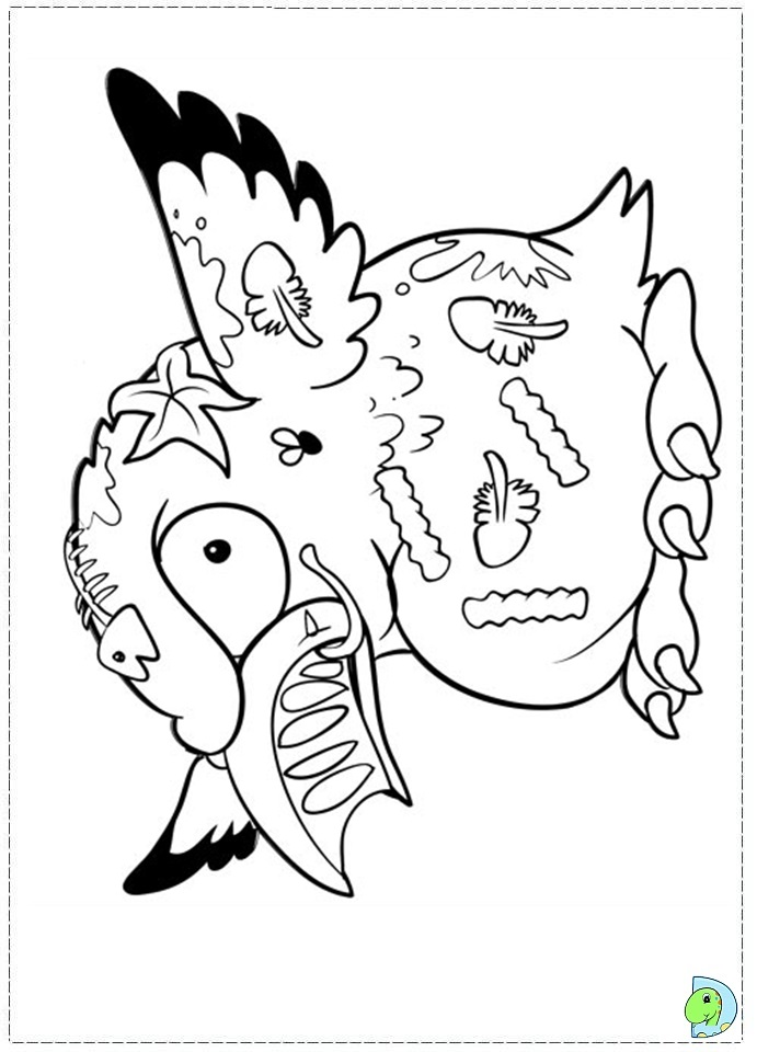 Trash Pack Coloring Pages To Print