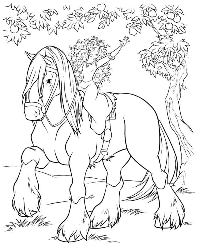 brave coloring pages for kids free coloring sheets