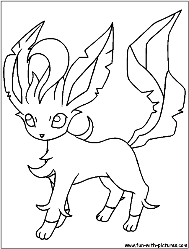 leafeon coloring pages coloring home leafeon coloring pages coloring home
