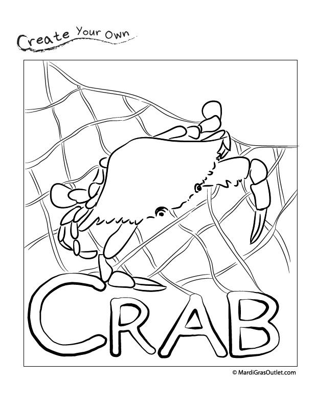 cajun coloring pages - photo#12