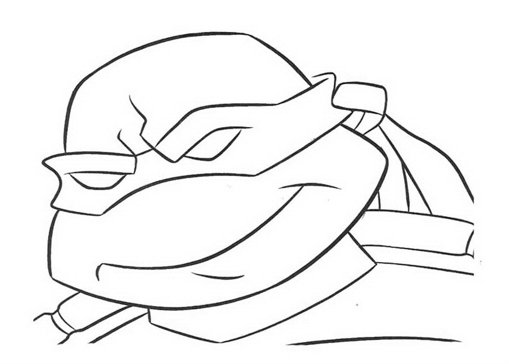 turtle cartoon coloring pages - photo#19