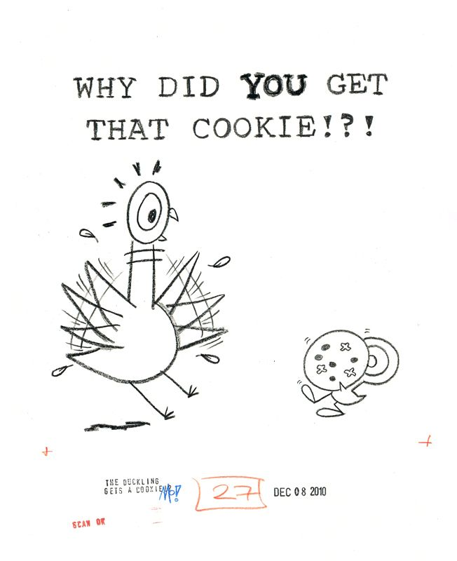 Coloring Pages For Mo Willems