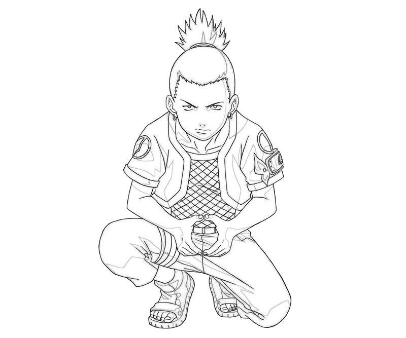 Coloring Pages Naruto Coloring Home