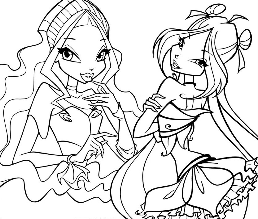 Wings Club Pictures - AZ Coloring Pages