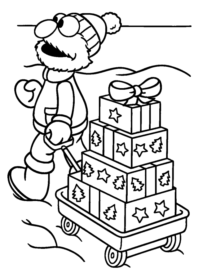 Sesame street coloring page coloring home for Street sign coloring pages