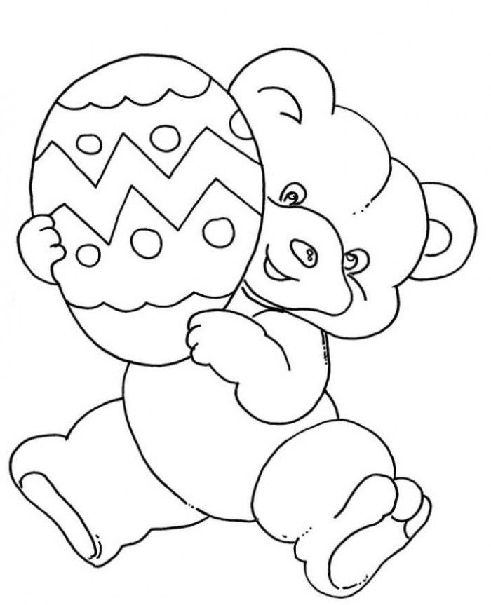 cute easter coloring pages - photo#12