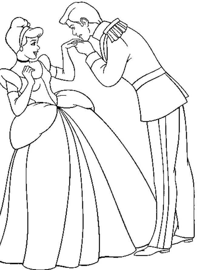the kissing hand coloring pages - photo#35